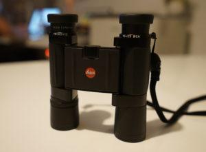 Freude an meiner neuen Leica 10x25 BCA