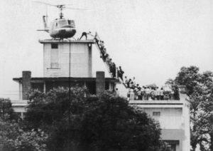 Historisches Bild aus Saigon