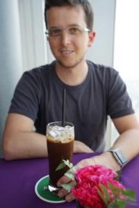 Koffein auftanken im 50. Stock des Bitexco