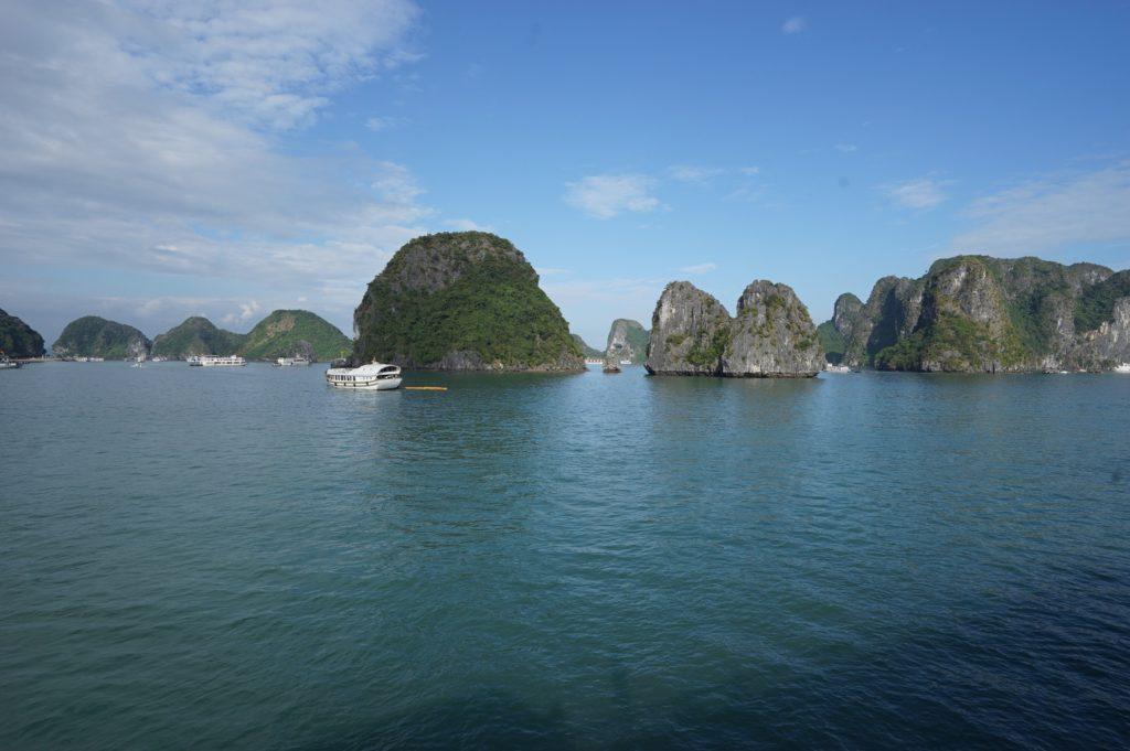Vịnh Hạ Long - wunderbare Welt im Meer