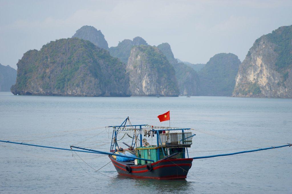 So besinnlich ruhig war es in Vietnam selten