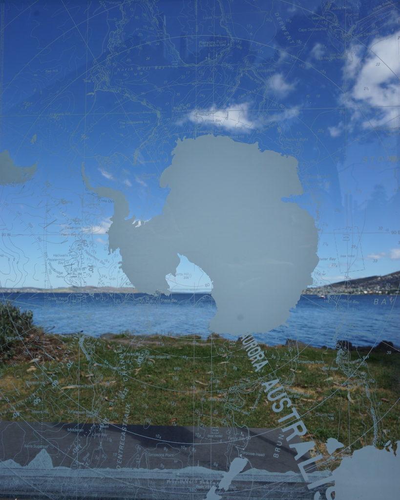 Südlich von hier liegt die Antarktis, daher starten Australiens Expeditionen von Hobart aus.