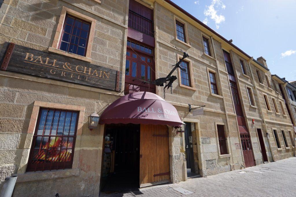 Das Hafenquartier um den Salamanca Place hat sich hübsch herausgeputzt.