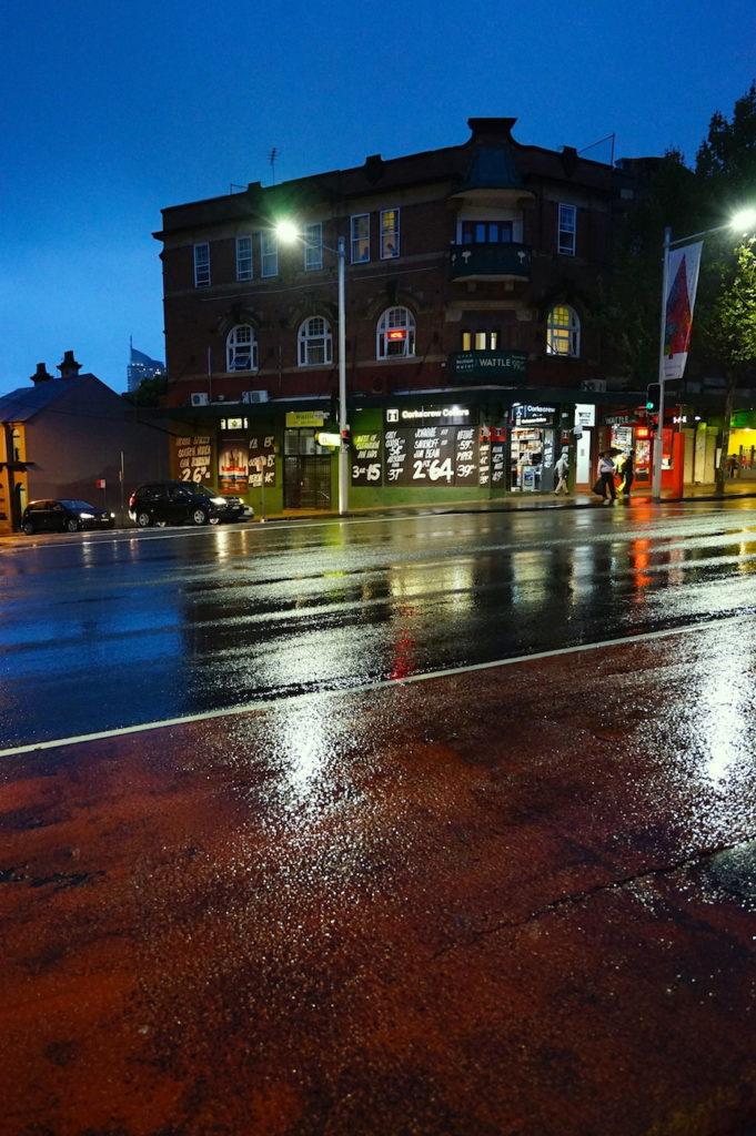 Oxford Street tönt britisch – und britisch ist auch das Wetter