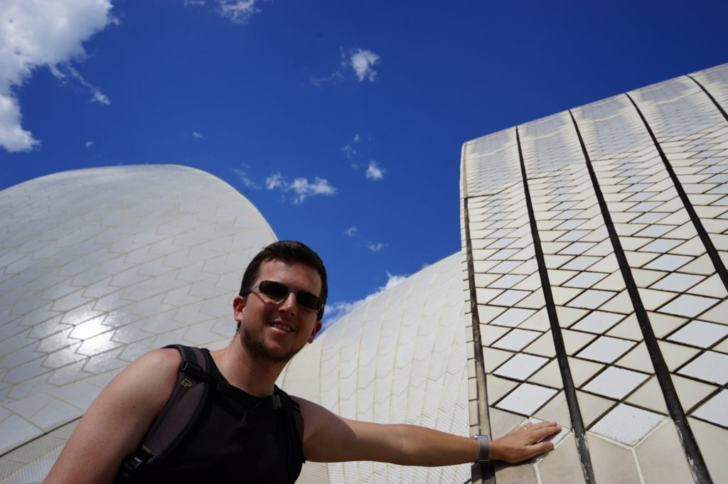 In Touch with Sydney Opera House