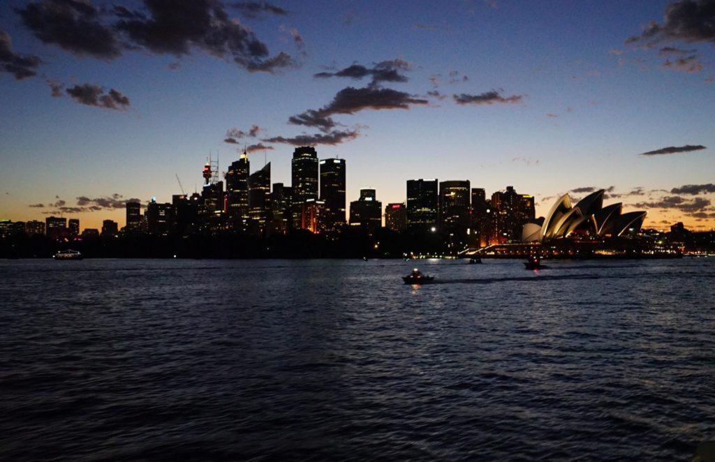 Sydney – herrlich!