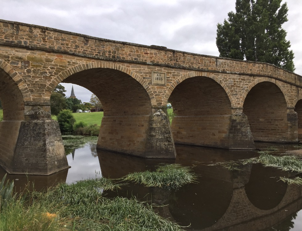 Älteste Brücke Australiens